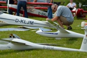 Modellsegelflugzeuge