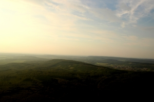 Luftbild Stromberg